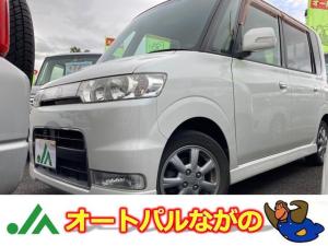 ダイハツ タント カスタムL 4WD HID CD/MD キーレス オートエアコン 電動格納ドアミラー イオンクリーン