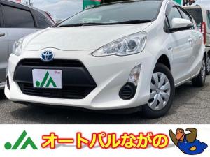トヨタ アクア L CD キーレス ETC オートエアコン スーパーホワイト