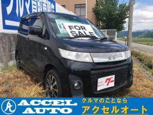 マツダ AZワゴン 2WD CDオーディオ スマートキー 社外アルミ