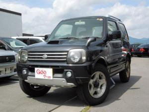 スズキ ジムニー XC 4WD ターボ オートマ