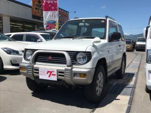三菱 パジェロミニ XR-II 4WD ホワイト AT AC AW