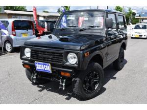 スズキ ジムニー ワイルドウインドリミテッド 4WD 新品社外16インチAW