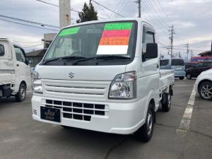 スズキ キャリイトラック KCエアコン・パワステ 4WD エアコンパワステ ETC オートマ