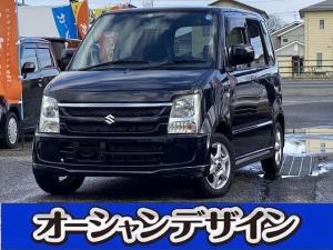 スズキ ワゴンR FX-Sリミテッド スマートキー ETC アルミ CD/MD