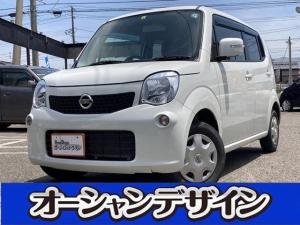 日産 モコ X FOUR 4WD Sキー ナビTV HID CD