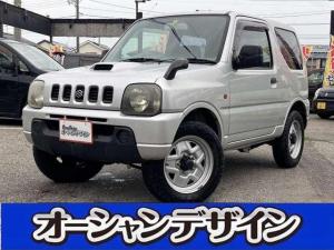 スズキ ジムニー XL ターボ 4WD ナビ TV CD