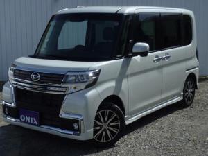 ダイハツ タント カスタムX トップエディションSAIII シートヒーター