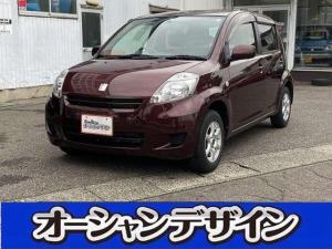 トヨタ パッソ X イロドリ アルミ CD