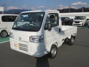 ホンダ アクティトラック SDX 4WD 5速マニュアル 三方開 届出済未使用車
