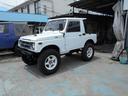 スズキ/ジムニー CC 4WD搭載車 エアコン ターボ 5速マニュアル