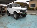 スズキ/ジムニー HC 4WD搭載車 5速マニュアル エアコン 2インチアップ