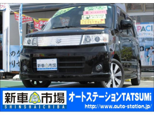 スズキ ワゴンR スティングレーX ワンオーナー 禁煙車 CD スマートキー