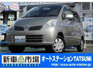 日産 モコ C 4WD シートヒーター CDオーディオ エアバッグ