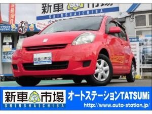 トヨタ パッソ X ワンオーナー 禁煙車 CDオーディオ キーレス ABS