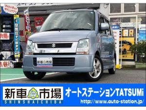スズキ ワゴンR FX-Sリミテッド CD ETC車載器 キーレスエントリー