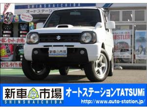 スズキ ジムニー XC 4WD 社外アルミ16インチ フォグランプ CD