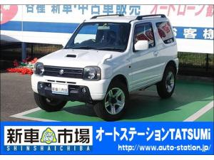 スズキ ジムニー XC 4WD ターボ 5MT ABS 内装クリーン済