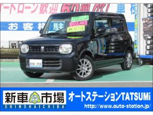 スズキ アルトラパン G 4WD ABS CD/FM ブラウン内装 シートヒーター