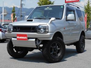 スズキ ジムニー XC リフトアップ 社外アルミホイール 社外マフラー 運転席レカロシート 5速マニュアル ナビゲーション (フルセグTV) 社外テール 社外ステアリング 4WD 取説 記録簿