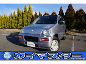 ホンダ Z スーパーエモーション 4WD 禁煙車 ETC 夏・冬タイヤ付
