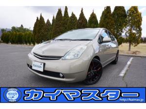 トヨタ プリウス Sツーリング 純正HDDナビ・Bカメラ ETC 夏・冬タイヤ