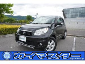 トヨタ ラッシュ 1.5G・Lパケ 4WD HDDナビ・DTV 夏・冬タイヤ付
