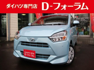 ダイハツ ミライース X リミテッドSAIII 特別仕様車アップグレードP LED
