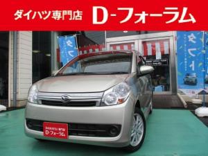 ダイハツ ミラカスタム X 4WD CVT