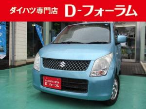 スズキ ワゴンR FX 4WD 5速マニュアル ABS