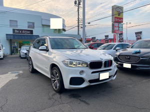 BMW X5 xDrive 35d Mスポーツ サンルーフ付き