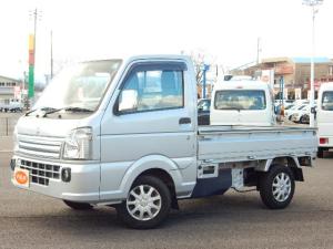 スズキ キャリイトラック KCエアコン・パワステ 4WD LEDヘッドライト&フォグ
