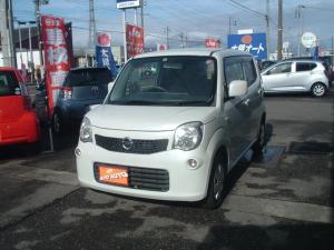 日産 モコ S FOUR 4WD CD キーレス シートヒーター