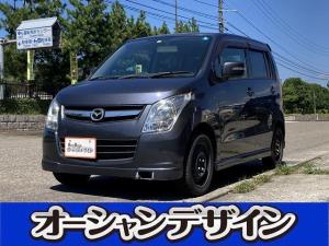 マツダ AZワゴン XSスペシャル 4WD Sキー プッシュスタート CD