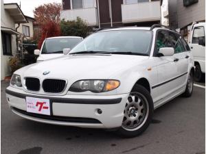 BMW 3シリーズ 318iツーリング ナビ ETC 16インチアルミ キーレス