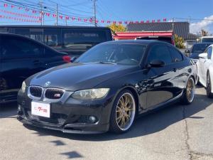 BMW 3シリーズ 320i Mスポーツパッケージ 6速マニュアル HID HDDナビ フルセグTV ディーラー車 左ハンドル パワーシート キーレス バックカメラ 車高調