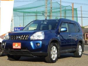日産 エクストレイル 20X 4WD 黒革シート ナビ TV バックカメラ