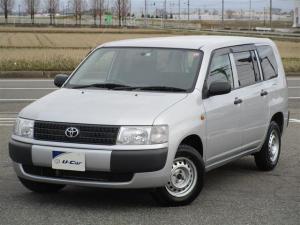 トヨタ プロボックスバン DX 4WD コンフォートパッケージ ナビ TV