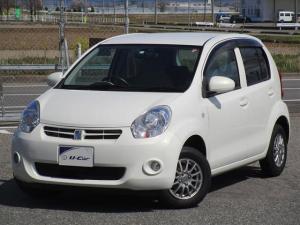 トヨタ パッソ X / 純正CDオーディオ ワンオーナーカー