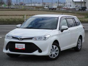 トヨタ カローラフィールダー 1.5X/メモリーナビ・テレビ(ワンセグ)・ETC