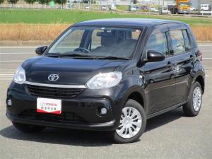 トヨタ パッソ X 4WD 純正CDチューナー付