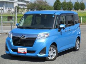 トヨタ ルーミー G S スマートアシスト2 メモリーナビ ワンセグTV ETC付き