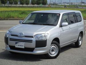 トヨタ サクシード UL-X 4WD 社外ナビ ETC 衝突被害軽減ブレーキ