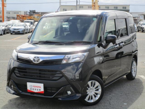 トヨタ タンク X S 社外ナビ バックモニター ETC スマートキー 助手席側電動スライドドア スマートアシストIII