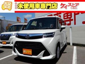 ダイハツ トール G リミテッドII SAIII 届出済未使用車 4WD