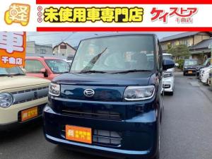 ダイハツ タント L 非装着車 届出済未使用車 両側スライドドア CVT ESC