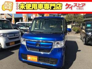 ホンダ N-BOX Gホンダセンシング 届出済未使用車 CVT LEDヘッドランプ 盗難防止システム