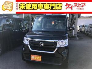 ホンダ N-BOX G・Lホンダセンシング 届出済未使用車 CVT 衝突被害軽減システム 左側電動スライドドア