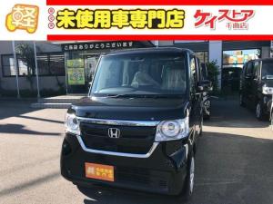 ホンダ N-BOX G・Lホンダセンシング 届出済未使用車 CVT スマートキー シートヒーター