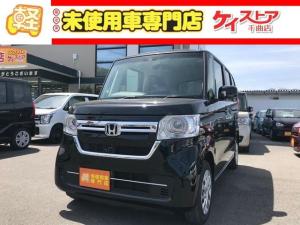 ホンダ N-BOX L 届出済未使用車 CVT 4WD 衝突被害軽減システム