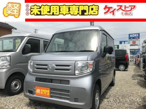 ホンダ N-VAN G・ホンダセンシング 届出済未使用車 CVT